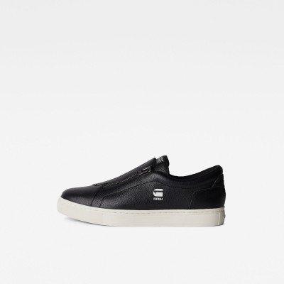G-Star RAW Cadet ZIP Sneakers - Zwart - Dames