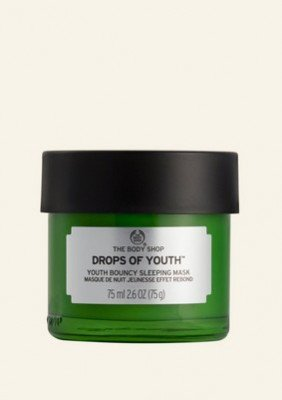 The Body Shop NL Drops Of Youth™ Youth Bouncy Sleeping Mask 75 ML