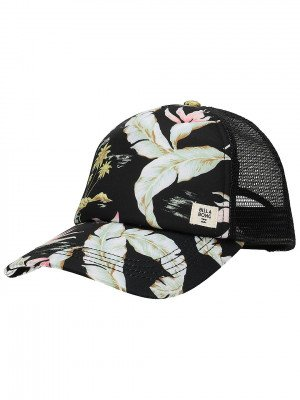 Billabong Billabong Heritage Mashup Cap zwart