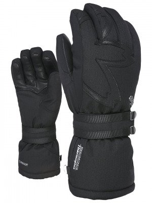 Level Level Bliss Oasis Plus Gloves zwart