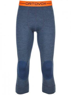 Ortovox Ortovox 185 Rock'N'Wool Short Base Layer Bottom blauw