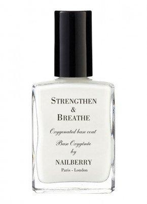 Nailberry Nailberry Strengthen & Breathe - nagellak basecoat