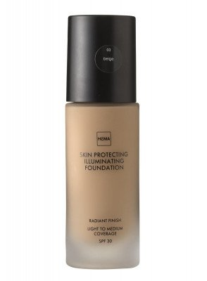 HEMA HEMA Skin Protecting Illuminating Foundation Beige 03 (beige)