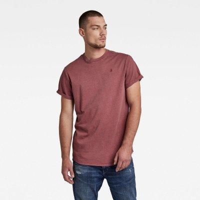 G-Star RAW Lash R T-Shirt - Rood - Heren