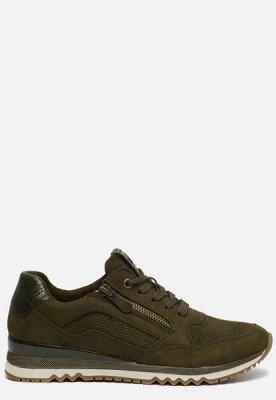 marco tozzi Marco Tozzi Sneakers groen