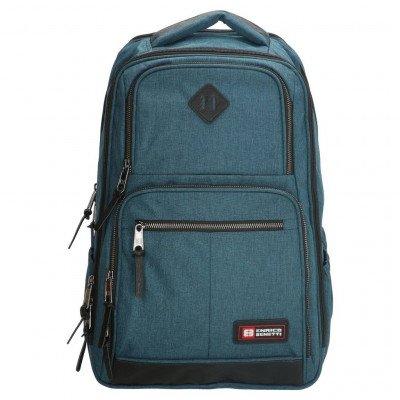 Enrico Benetti Enrico Benetti Laptop Rugzak 17,3 inch Montevideo Jeans