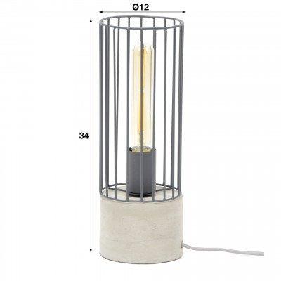 LifestyleFurn Tafellamp 'Tim'
