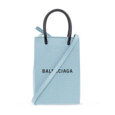 Balenciaga Shopping phone bag
