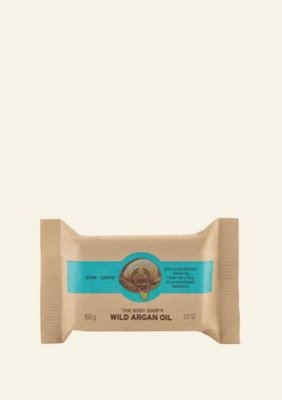 The Body Shop NL Wild Argan Oil Soap 100 G