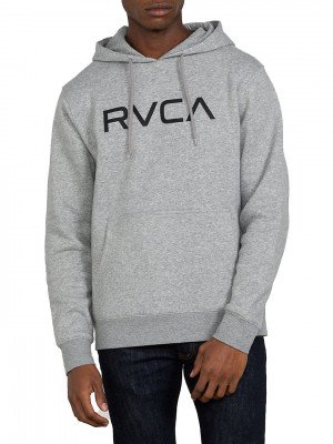 RVCA RVCA Big Hoodie grijs