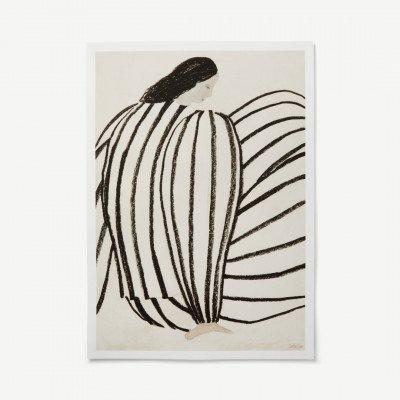 MADE.COM You door Sofia Lind, print, 100 x 70 cm