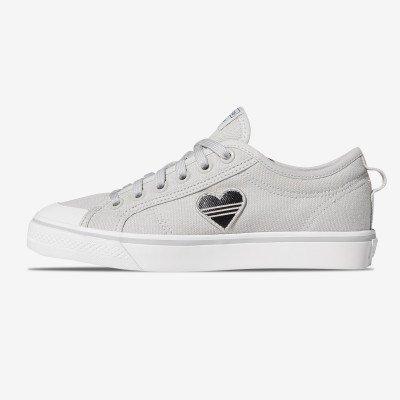 """Adidas Nizza Trefoil """"Grey"""""""