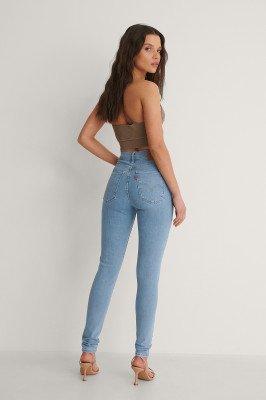 Levis Levi's Skinny Jeans - Blue