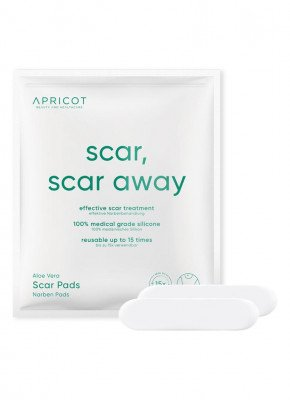 Apricot Apricot Aloe Vera Scar Pads - mini siliconen littekenpads