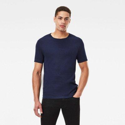 G-Star RAW Base T-Shirt 2-Pack - Donkerblauw - Heren