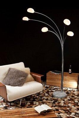 Artistiq Living Artistiq Vloerlamp 'Natasha' 210cm hoog