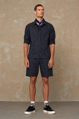 Kings of indigo Kings of Indigo - CRONUS shorts Male - Darkblue