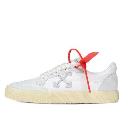 Off-White Off-White Vulc Low White (2020)