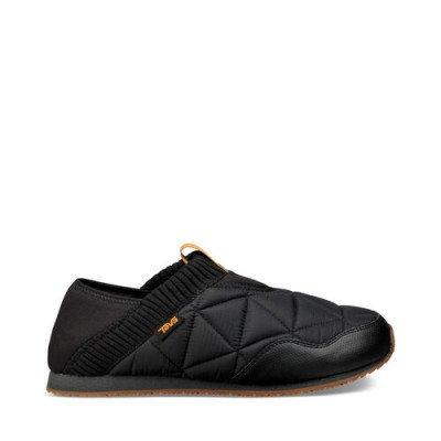 Teva Teva Ember Moc Sneaker, Zwart voor Heren, Maat 48.5