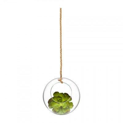 Jodeco Bolvaas hangend aan touw - 20 cm