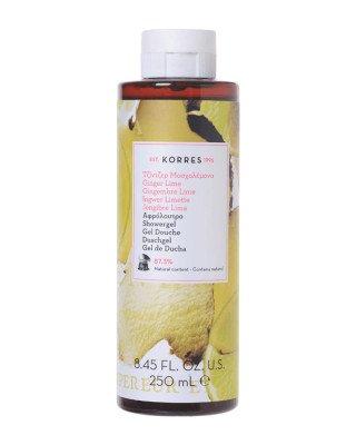 Korres Korres - Ginger Lime Showergel - 250 ml