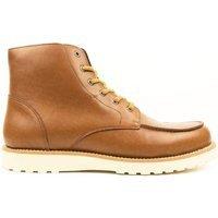 Will's Vegan Shoes Will's Vegan Shoes unisex vegan Laarzen Low Rig Tan Bruin Bruin 46 PU
