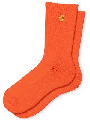 Carhartt WIP Carhartt WIP Chase Socks oranje