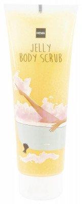 HEMA Jelly Bodyscrub Apricot 125 Ml