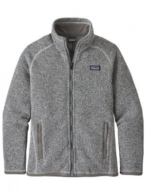 Patagonia Patagonia Better Sweater Fleece Jacket grijs