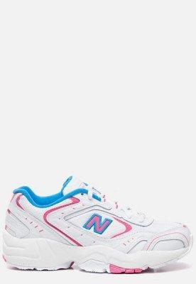 New Balance New Balance 452 sneakers wit