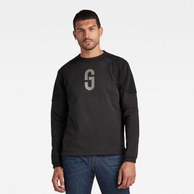 G-Star RAW GS Moto Sweater - Zwart - Heren