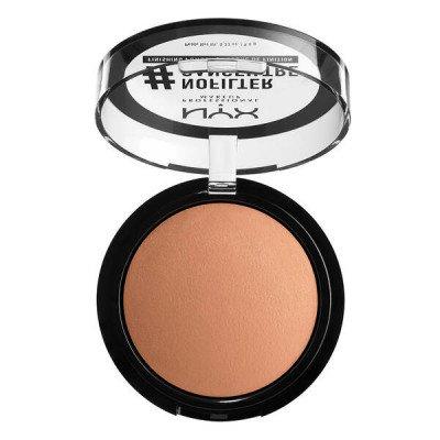 NYX Professional Makeup NYX Professional Makeup No Filter Finishing Powder Deep Golden