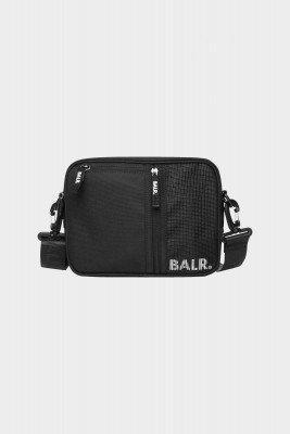 BALR. Leopardi Shoulder Bag Jet