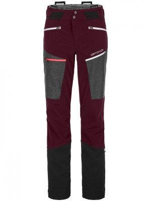 Ortovox Ortovox Pordoi Pants rood