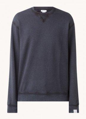 Replay Replay Sweater van biologisch katoen