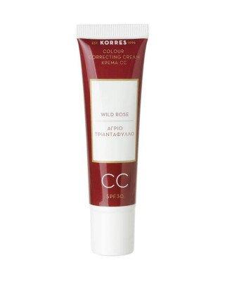 Korres Korres - Wild Rose Colour Correcting Cream SPF30 Medium - 30 ml