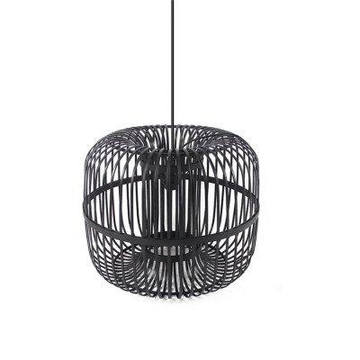By-Boo By-Boo Hanglamp 'Sundown' large 55cm, kleur zwart