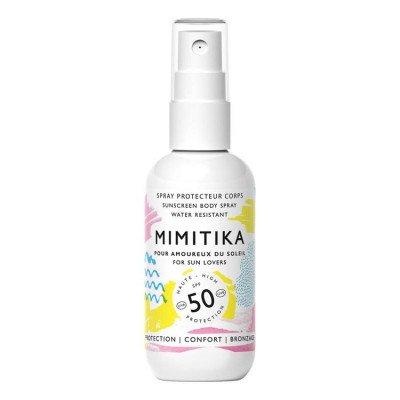 Mimitika Mimitika - Sunscreen Body Spray SPF50 - 75 ml