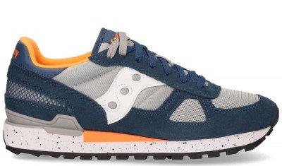 Saucony Saucony Shadow Original Vintage Blauw/Grijs Herensneakers