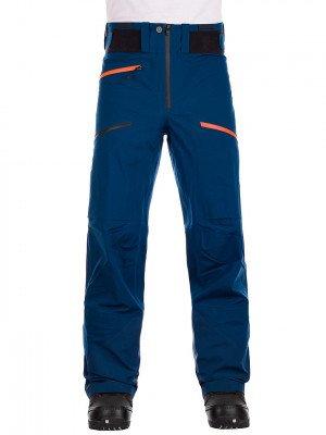 Ortovox Ortovox 3L Deep Shell Pants blauw