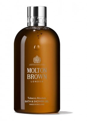 Molton Brown Molton Brown Tobacco Absolute Bath & Shower Gel - bad- & douchegel