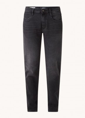 Replay Replay Anbass slim fit jeans met stretch