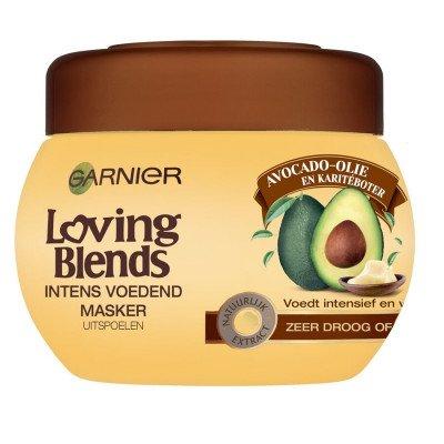 Garnier Garnier Loving Blends Avocado + Karite Haarmasker 300ml