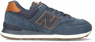 New Balance Blauwe New Balance Sneakers Ml574