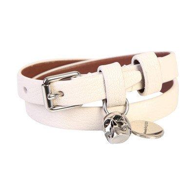 alexander mcqueen wrap style armband