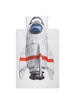 Snurk Snurk Raket katoen perkal kinderdekbedovertrekset 160TC - inclusief kussenslopen