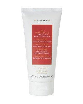 Korres Korres - Wild Rose Exfoliating Cleanser - 150 ml
