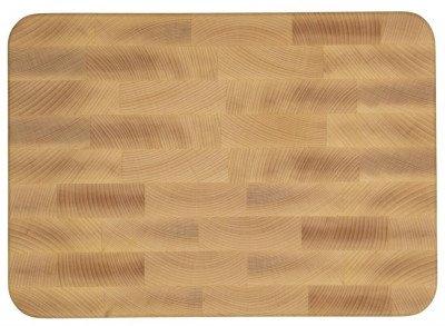 HEMA Slagersblok - 25 X 35 X 3.5 - Beukenhout (hout)