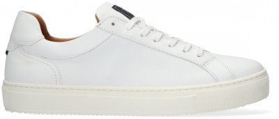 Tommy Hilfiger Witte Tommy Hilfiger Lage Sneakers Premium Cupsole