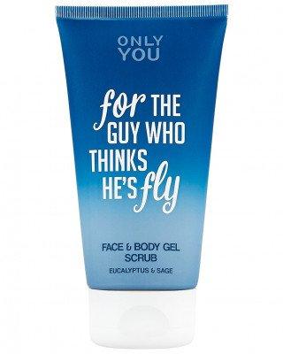 Only You Only You Face Body Scrub Only You - EUCALYPTUS & SAGE Peeling / Scrub